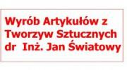 Wyrób Artykułów z Tworzyw Sztucznychdr Inż. Jan Światowy