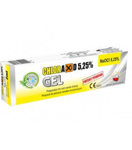 Chloraxid 5,25% gel 2 ml