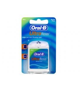 Nić dentystyczna Oral B Ultra Floss 25 m