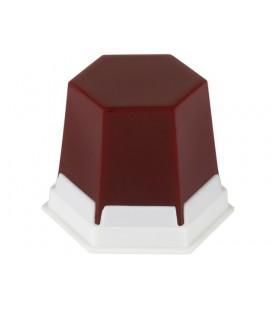 Wosk GEO Classic cervical czerwony 75 g