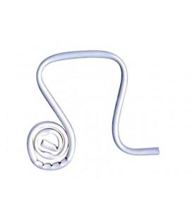 Końcówka ślinociągu Hygoformic biała 100szt.