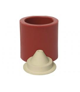Finoform pierścień silikonowy z podstawą rozmiar 3x
