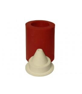 Finoform pierścień silikonowy z podstawą rozmiar 1x