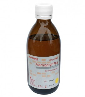 Premacryl Plus płyn żółty 250 ml