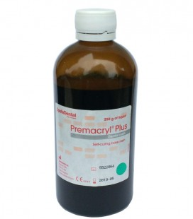Premacryl Plus płyn zielony 250 ml