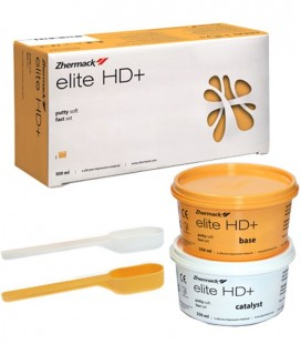 Elite HD+ Putty Soft Normal Set 250 ml + 250 ml