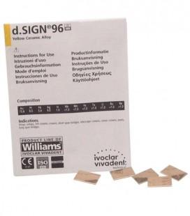 D.Sign 96 1 g