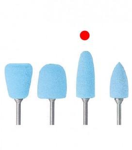 Gumka Edenta Acrylic Polisher Light blue stożek 24.5 mm