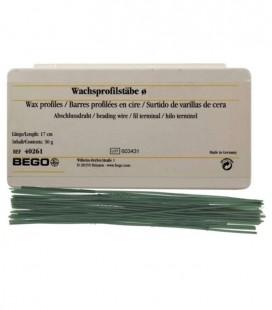 Bego, profile woskowe pałeczki 2,6 mm 30 g
