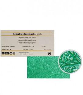 Bego, płytka woskowa z fakturą G 0,60 mm 15 szt.