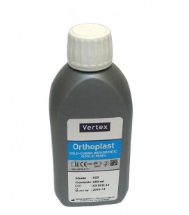 Vertex Orthoplast płyn 922 bezbarwny 250 ml