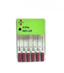 H-file Medin 025 25 mm