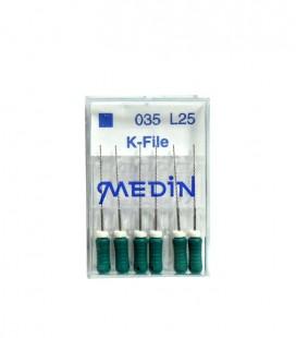 K-file Medin 035 25 mm