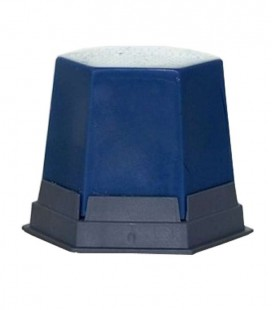 Wosk GEO Classic niebieski-opakerowy do frezowania 75 g