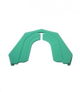 Accu Trac, zielone podkładki 1 sztuka