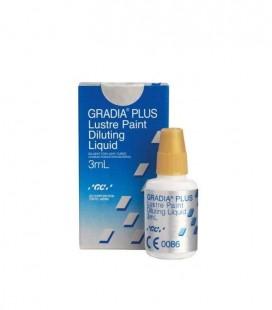 GC Gradia Plus LP Diluting Liquid 3,0 ml