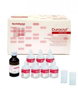 Duracryl crown zestaw kolorów 7 x 10 g