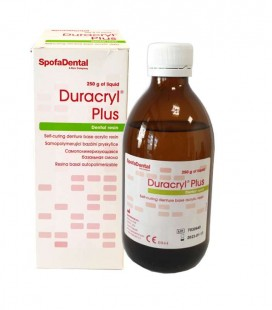 Duracryl Plus płyn 250 ml