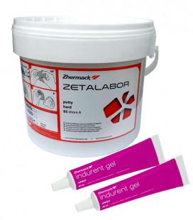 Zetalabor 5 kg + 2 x Indurent Gel 60 ml