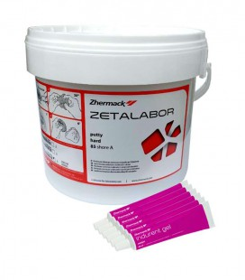 Zetalabor 10 kg + 6 x Indurent Gel 60 ml