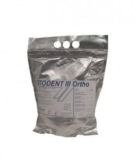 Gips III Stodent Ortho biały 3 kg
