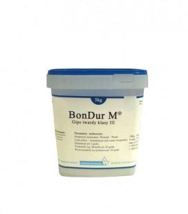 Gips III BonDur M niebieski 5 kg