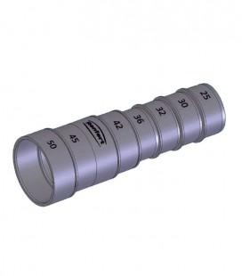 Adapter do króćca przyłączeniowego węża, akcesoria do Silent