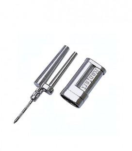 Bi-Pin długi z koszulką i sztyftem 17,5 mm 1 szt.