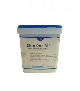 Gips III BonDur M żółty 5 kg