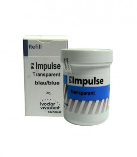 IPS Classic V Impulse Transparent Blue 20 g
