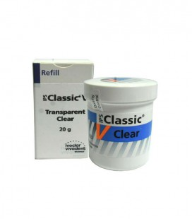 IPS Classic V Transparent Clear 20 g