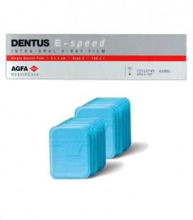 Agfa Dentus E Speed 3 x 4 cm 150 szt.