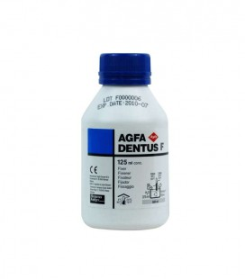 Agfa Dentus F utrwalacz 125 ml