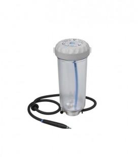 Dodatkowy zbiornik lewy + dysza 70 - 250 µm