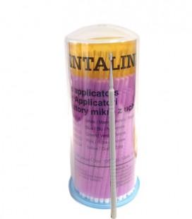 Aplikatory Dentaline białe 100 szt.