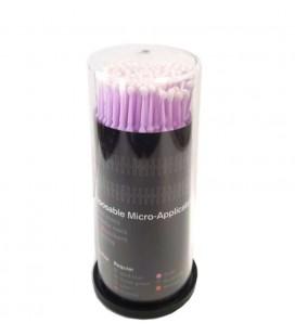 Aplikatory Akzenta regular Lilac 100 szt.