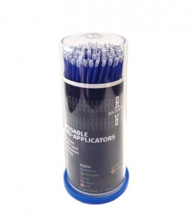 Aplikatory Akzenta regular Magic blue 100 szt.