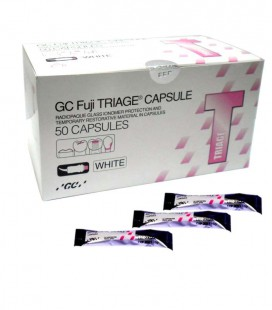 GC Fuji Triage White 50 kapsułek