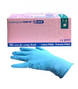 Rękawiczki Sempercare nitryl, 100 szt.