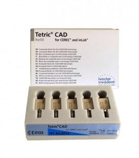 Tetric CAD Cerec/inLab HT A3,5 I12 5 szt.
