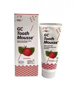 GC Tooth Mousse truskawka 35 ml