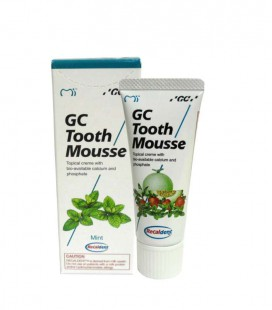 GC Tooth Mousse mięta 35 ml