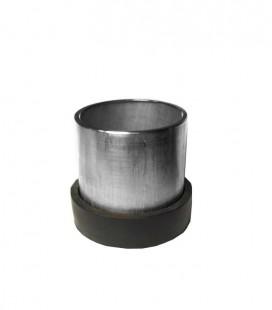 Pierścień metalowy z podstawką rozmiar 6x
