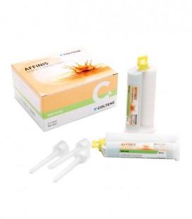 Affinis light body 2 x 50 ml, końcówki mieszające