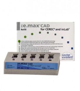 IPS e.max CAD Cerec/InLab HT A4 I12 5 szt.