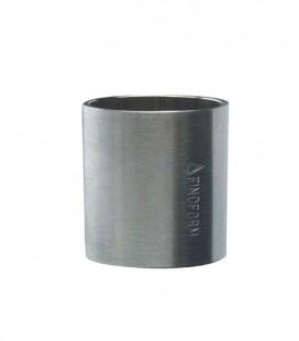 Finoform pierścień metalowy rozmiar 6x