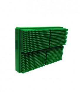 Fino stojak na frezy, zielony 1szt.