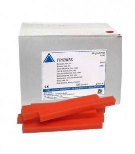 Finowax wosk zgryzowy twardy czerwony 2500 g