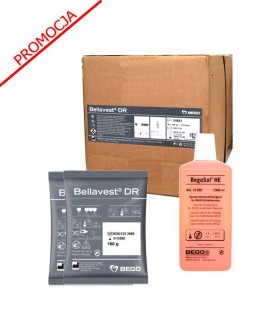 Bellavest DR 80 × 160 g + Begosol HE 1000 ml, PROMOCJA