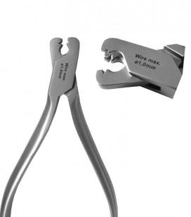Kleszcze Aderer długość 145 mm